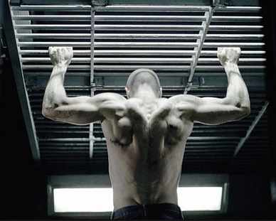 convict conditioning pullup bar