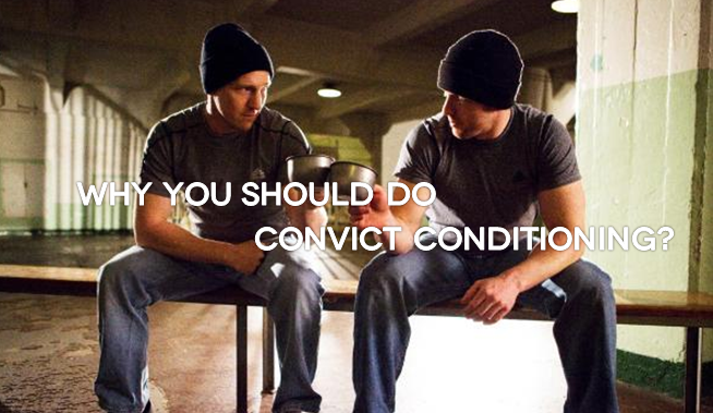 convict conditioning workout